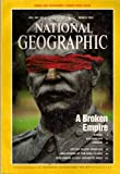 National geographic Magazine, March 1993