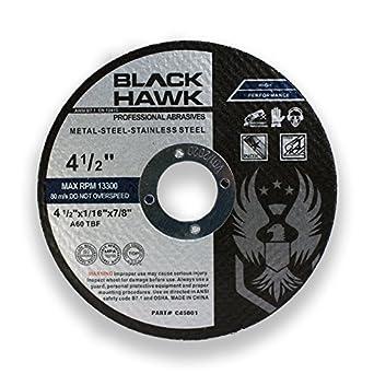 Amazon.com: Paquete de 25 ruedas cortadas de metal y acero ...