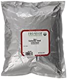 Frontier Coriander Seed Whole Certified Organic, 16 Ounce Bags (Pack of 2)