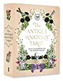 The Antique Anatomy Tarot Kit: Deck and Guidebook