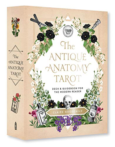 - The Antique Anatomy Tarot Kit: Deck and Guidebook for the Modern Reader