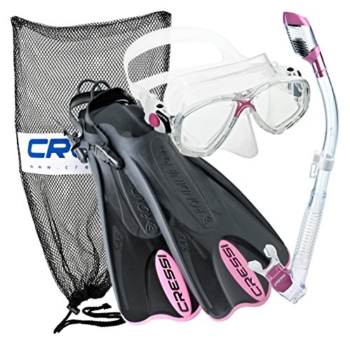 Top 10 snorkel set womens size 7 for 2019
