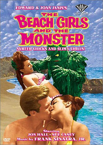 The Beach Girls and the Monster by Image Entertainment