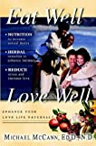 Eat Well Love Well, Michael McCann, 1562291637