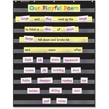 Standard Black Pocket Chart