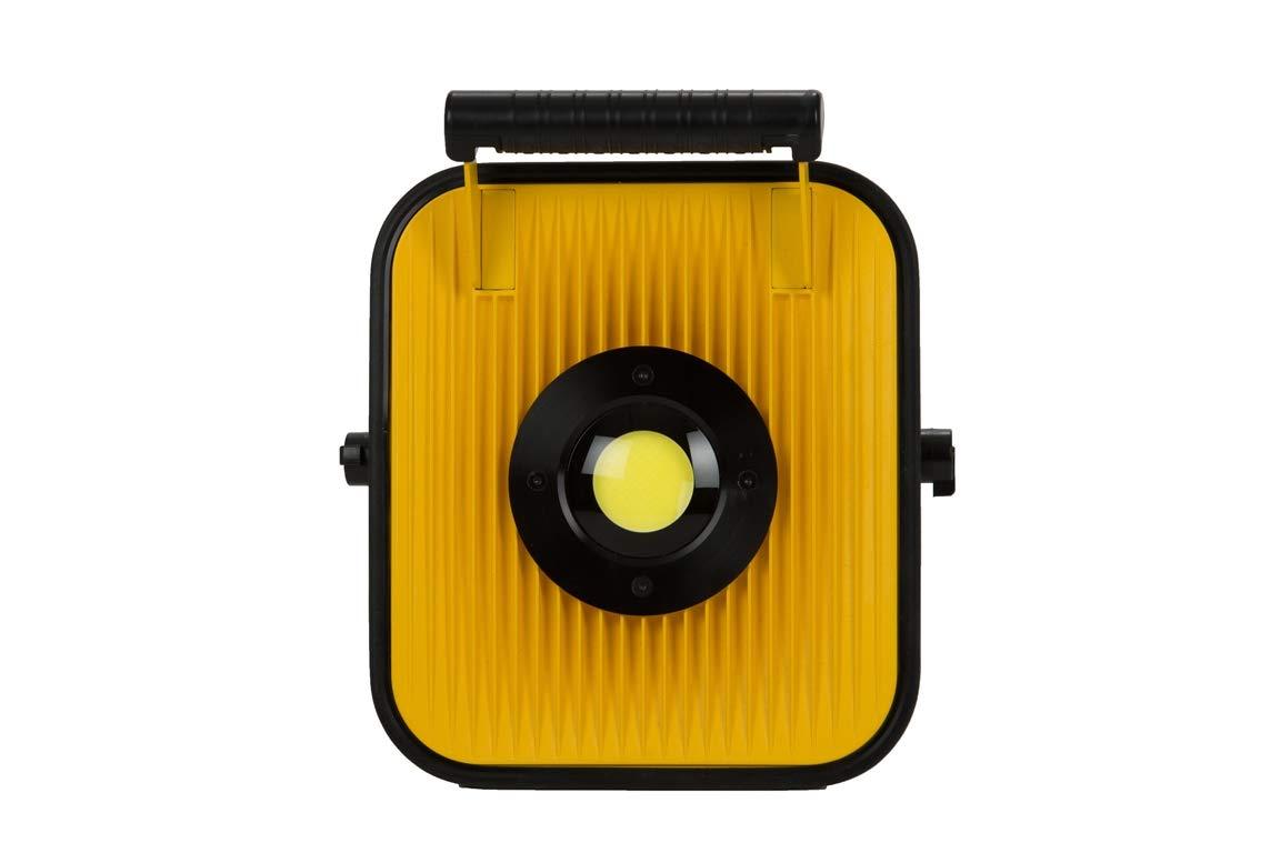 Proyector portátil de Obra LED - 20 W - con batería de Litio y ...