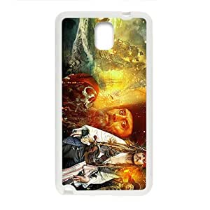 Happy Pirates of the Caribbean Design Pesonalized Creative Phone Case For Samsung Galaxy Note3