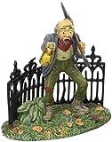 Department 56 Village Halloween Scary Gravedigger Accessory Figurine