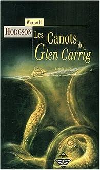 Les Canots du Glen Carrig par William Hope Hodgson
