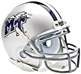 Schutt NCAA Middle TN State Blue Raiders Collectible Mini Helmet