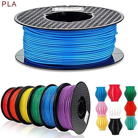 Henreal - Filamento de Bobina de ABS para Impresora 3D PLA1.75 ...