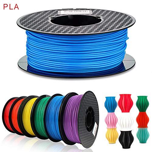 Henreal - Filamento de Bobina de ABS para Impresora 3D PLA1 ...