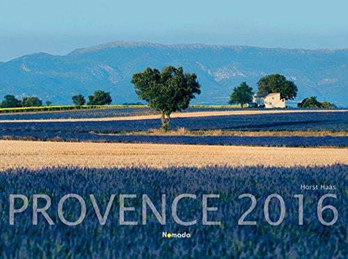 Provence 2016 - Frankreich - Bildkalender quer (56 x 42) - Nomada Landschaftskalende