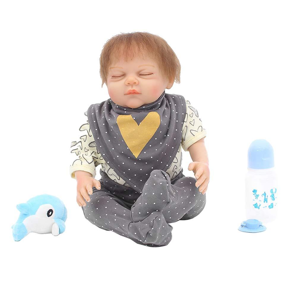 bienvenido a elegir Baoblaze Modelo Muñecas Fashion Niños Neborn Neborn Neborn de Vinilo con Juegos Accesorios Pretende para Niños - 20 Pulgadas  Ahorre 35% - 70% de descuento