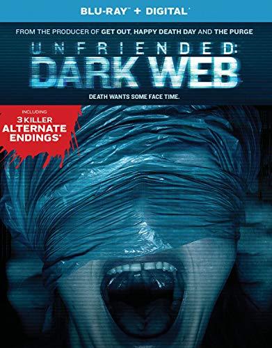 (Unfriended: Dark Web [Blu-ray])