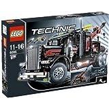 LEGO - Technic - jeu de construction - Le camion-remorque géant