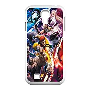 Samsung Galaxy S4 9500 Case,[Generic] Cell Phone Case for Samsung Galaxy S4 9500 [White] Street Fighter OH6445
