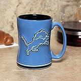 Detroit Lions Sculpted Coffee Mug