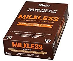 No Whey Foods Milkless Chocolate Bars