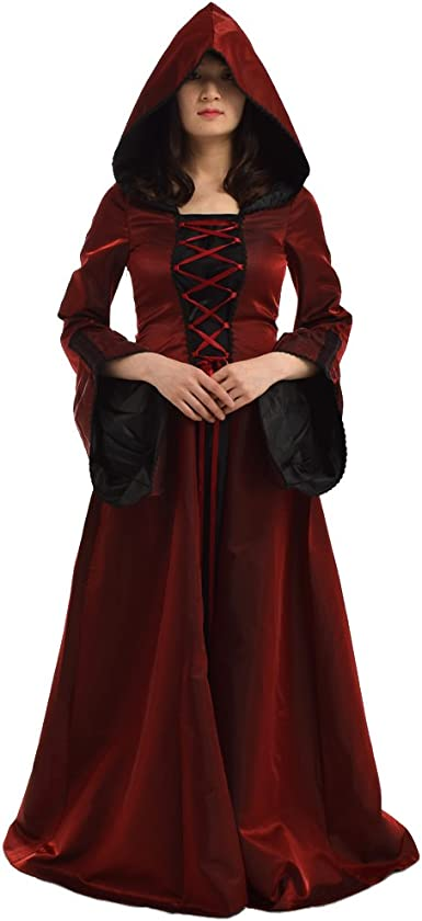 Wine Renaissance Lady Guinevere Plus Size Costume