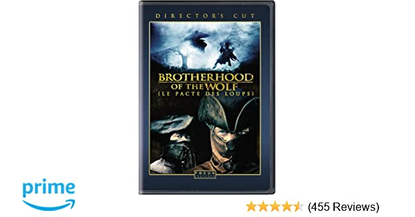 Amazon com: Brotherhood of the Wolf: Director's Cut (Two