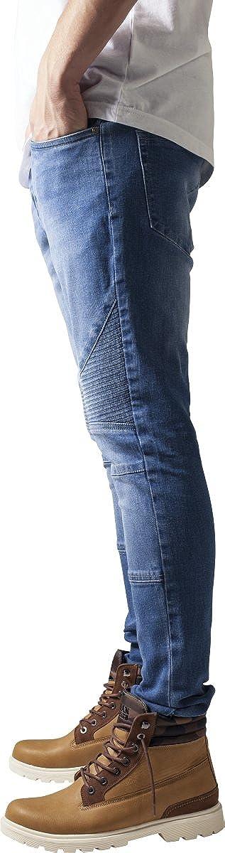 URBAN CLASSICS Scuba fitted Biker PANTS