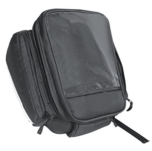 Raider Deluxe Black Universal Water and Mildew Resistant Tank Bag