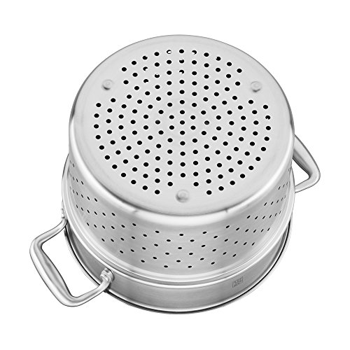 ZWILLING Spirit 3-ply 6-qt Stainless Steel Pasta Insert (Fits 6-qt Dutch Oven) by ZWILLING J.A. Henckels (Image #2)