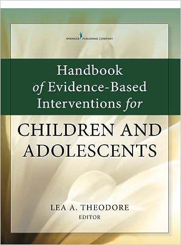 Evidence-Based Pediatrics and Child Health with CD-ROM (Evidence-Based Medicine)
