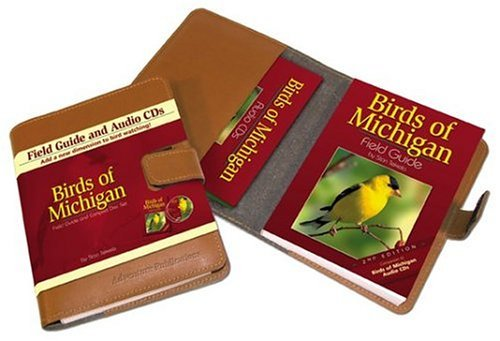 Read Online Birds of Michigan Field Guide and Audio CD Set [Leather Bound] [2004] (Author) Stan Tekiela pdf
