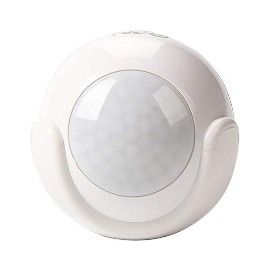 Gugutogo NEO-Fi sensores movimiento sensor inteligente Domótica sistema de control inteligente Inicio Sin Caro Hub Obligatorio Plug & Play blanco: ...