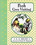 Pooh Goes Visiting, A. A. Milne, 0525467335