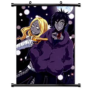 """D. Gray-Man Anime Fabric Wall Scroll Poster (32"""" X 45"""") Inches"""