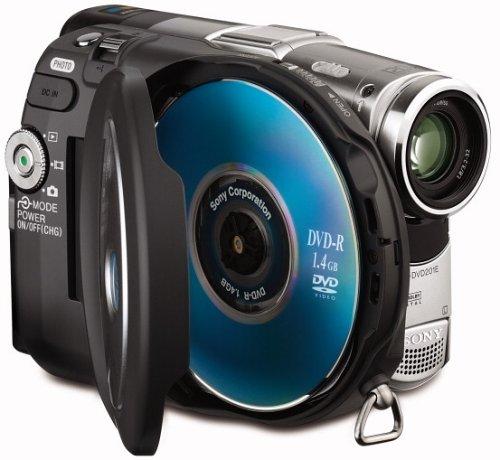 sony handycam dcr-dvd201 software