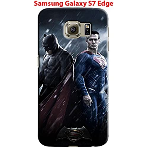 Batman & League of Justice for Samsung Galaxy S7 Edge Hard Case Cover (Bat27) Sales