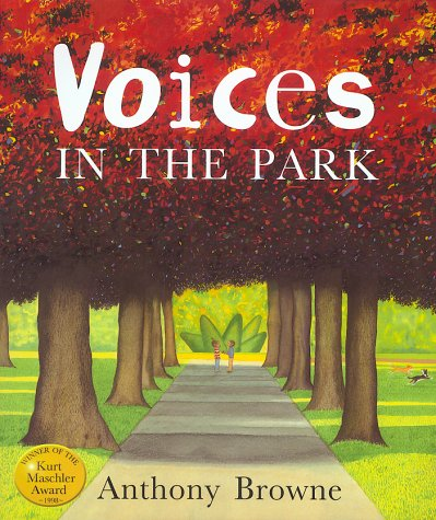 Voices in the Park: Amazon.co.uk: Browne, Anthony: Books