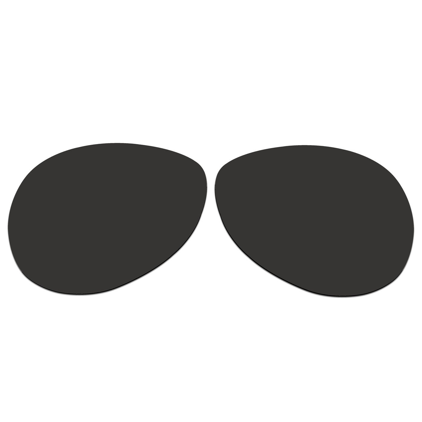 cd4574fcc3a Amazon.com   ACOMPATIBLE Replacement Lenses for Oakley Tie Breaker  Sunglasses OO4108 (Black - Polarized)   Sports   Outdoors