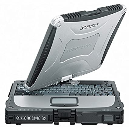 Notebook 10.2 Panasonic Toughbook CF-19 2 GB y 3 GB/4 GB Win7 PC/Tablet Touch Militar CF-19 4GB: Amazon.es: Informática