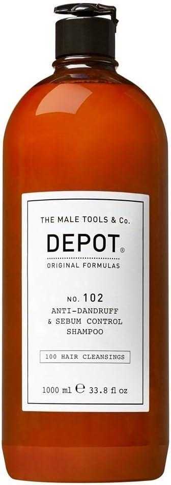 Depot AADS105 Shampoo Belleza y Cuidado Del Cuerpo PZ