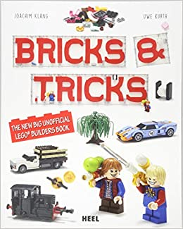Lego Builders Book
