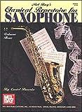Classical Repertoire for Saxophone, Costel Puscoiu, 0786627344