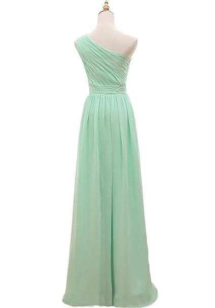 Vnaix Womens Gown Chiffon Long Bridesmaid Dresses at Amazon Womens Clothing store: