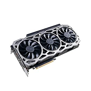 EVGA NVIDIA GeForce GTX 1080 Ti FTW3 DT GAMING 11GB GDDR5X DVI/HDMI/3DisplayPort PCI-Express Video Card w/ iCX - 9 Thermal Sensors & RGB LED G/P/M