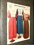 Sew-Easy Dresses Sizes 6 - 22 (TMB-137)