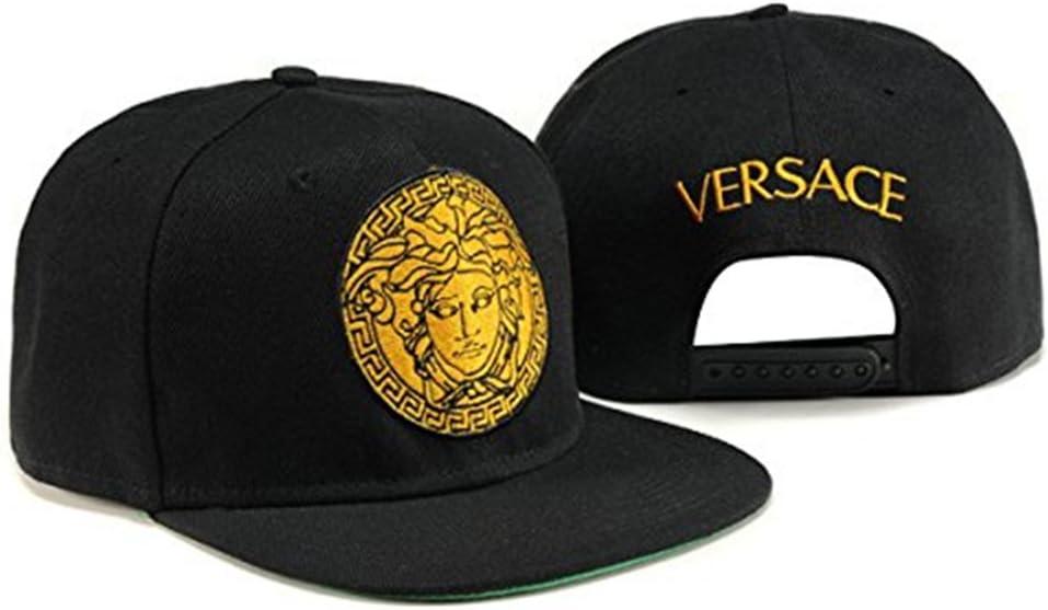 Audiences Versace Takedown Collection - Gorra con visera: Amazon ...