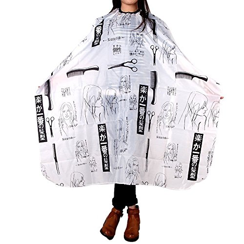 Anself Hair Salon Cutting Barber Hairdressing Cape for Haircut Hairdresser Apron Cloth Styling Tool