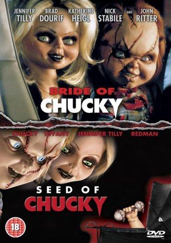 Bride of/Seed of Chucky Set [Reino Unido] [DVD]: Amazon.es: Cine y Series TV