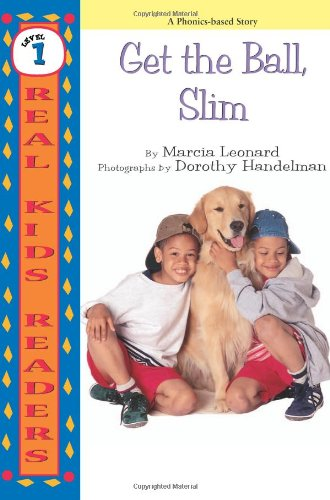 Get The Ball, Slim (Real Kid Readers: Level 1 (Paperback))