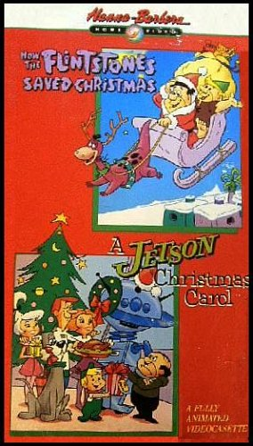 How The Flintstones Saved Christmas and A Jetson Christmas Carol (Christmas The Flintstones)