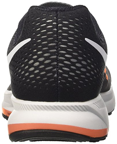 Nike Herren Air Zoom Pegasus 33 Dunkelgrau / Weiß / Schwarz